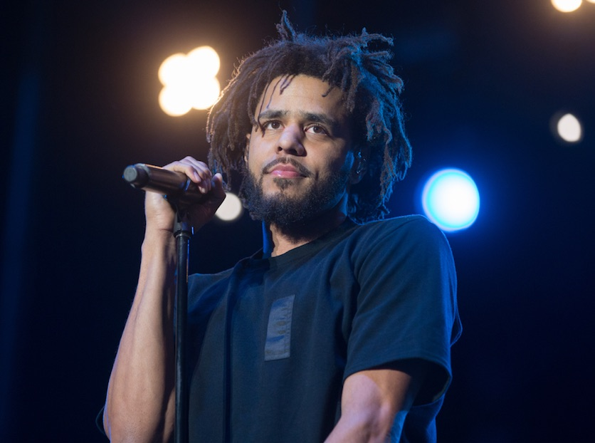 NC's J Cole Has The World Waiting!!!!