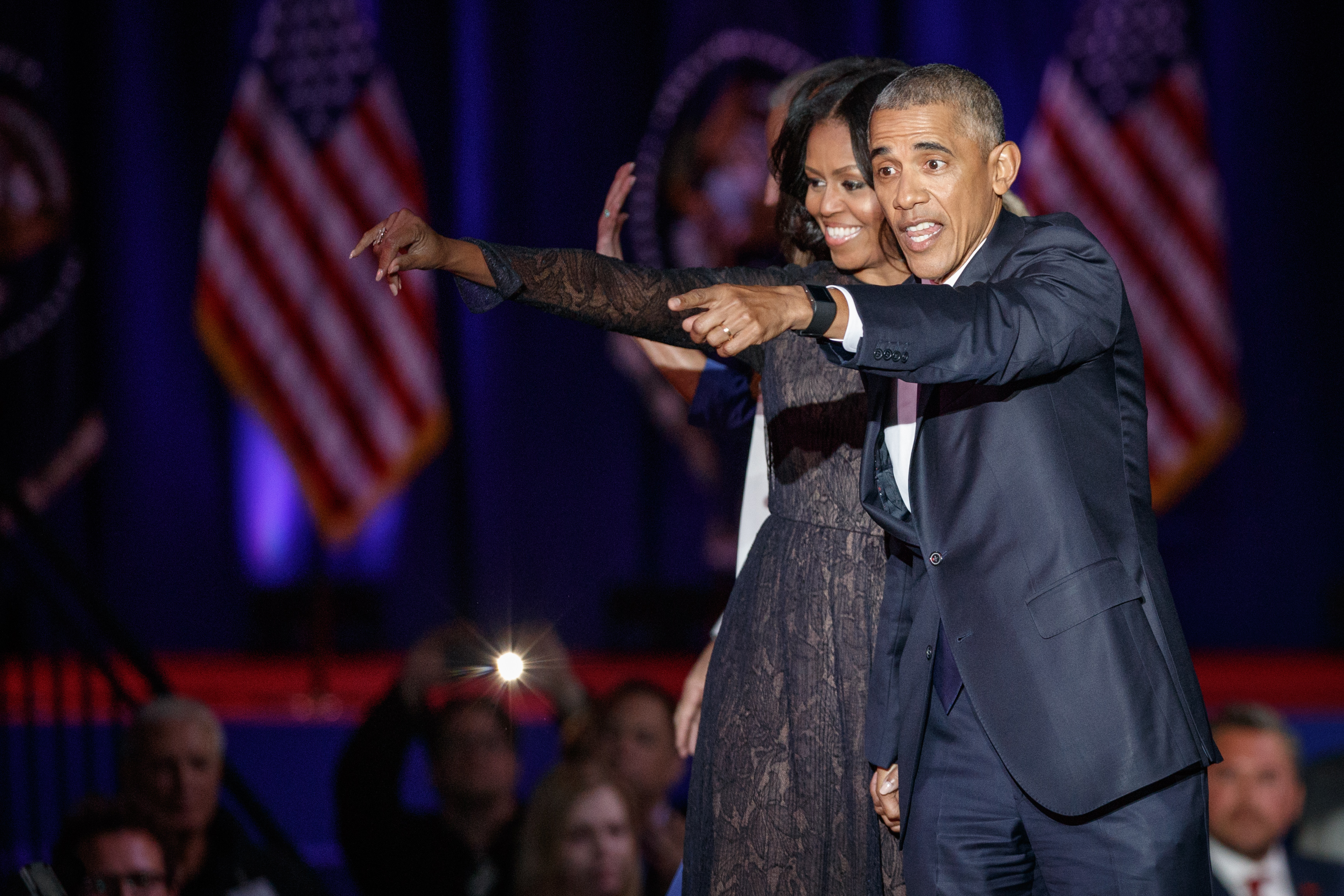 The Obama's Are Launching A New Podcast Series On Racism!