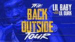 """Lil Baby """"The Back Outside Tour"""" with Lil Durk @ Coastal Credit Union Music Park"""