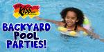 Backyard Pool Parties