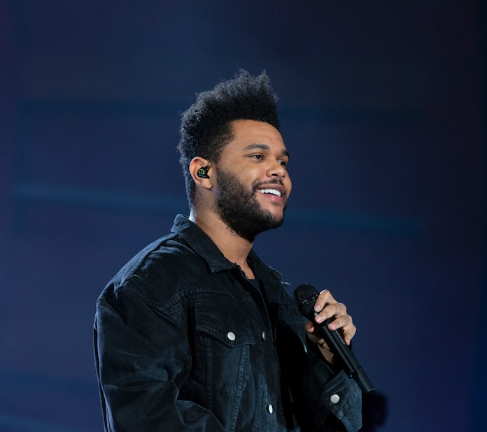 The Weeknd Makes History!