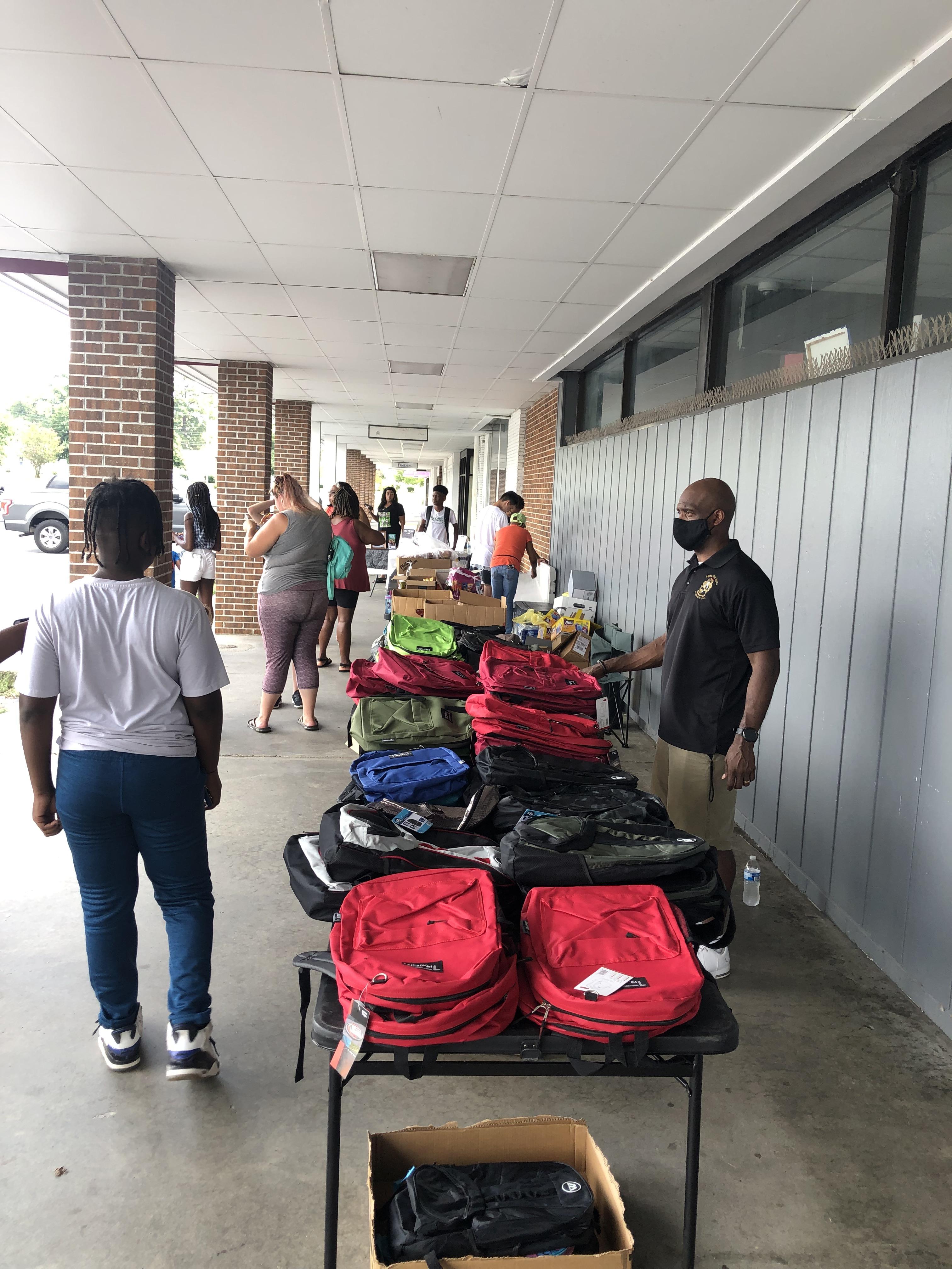 Back 2 School Event in Jacksonville