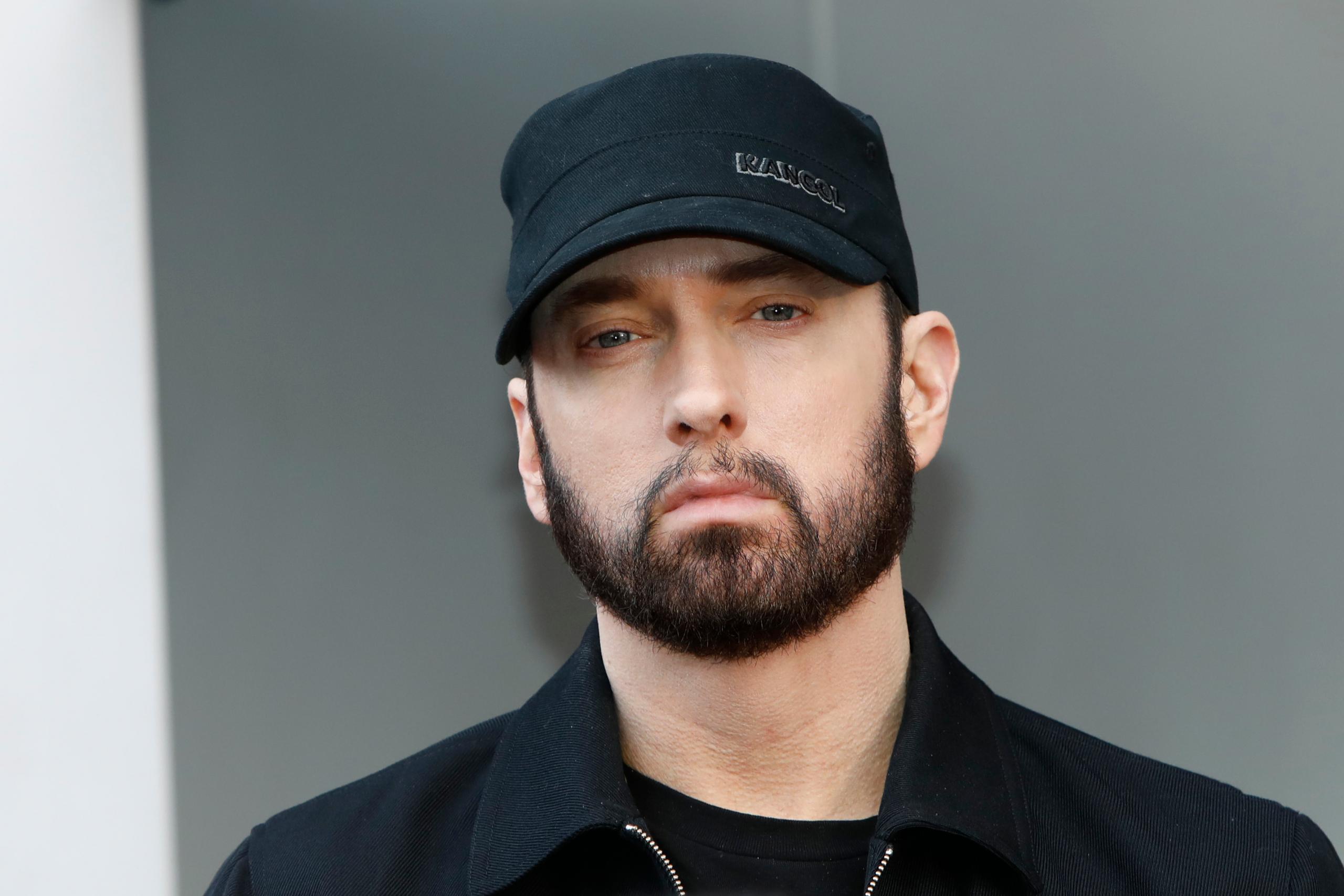 Eminem Mural In Detroit Gets Defaced!