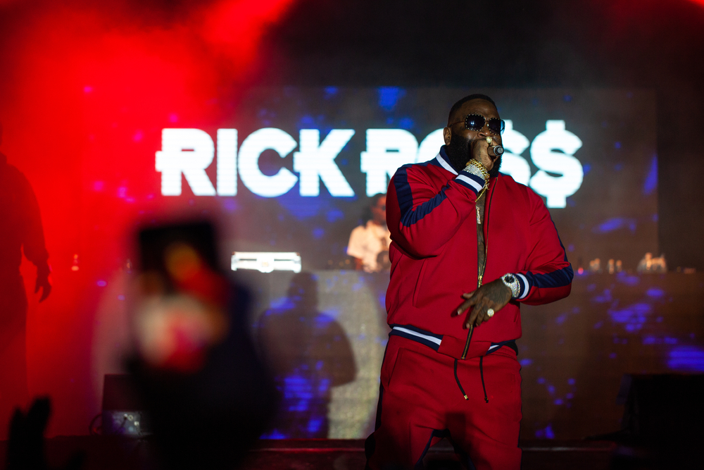 Better late than never, Rick Ross gets license at 45