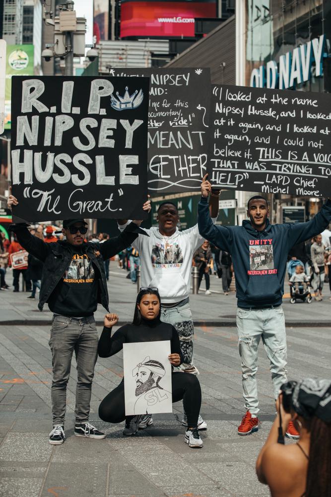 Nipsey Hussle's Alleged Killer Finally Gets Trial Date