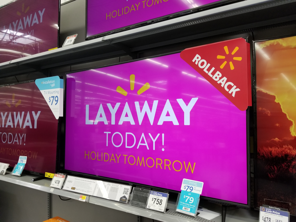 No more Layaway, Walmart partners with Affirm