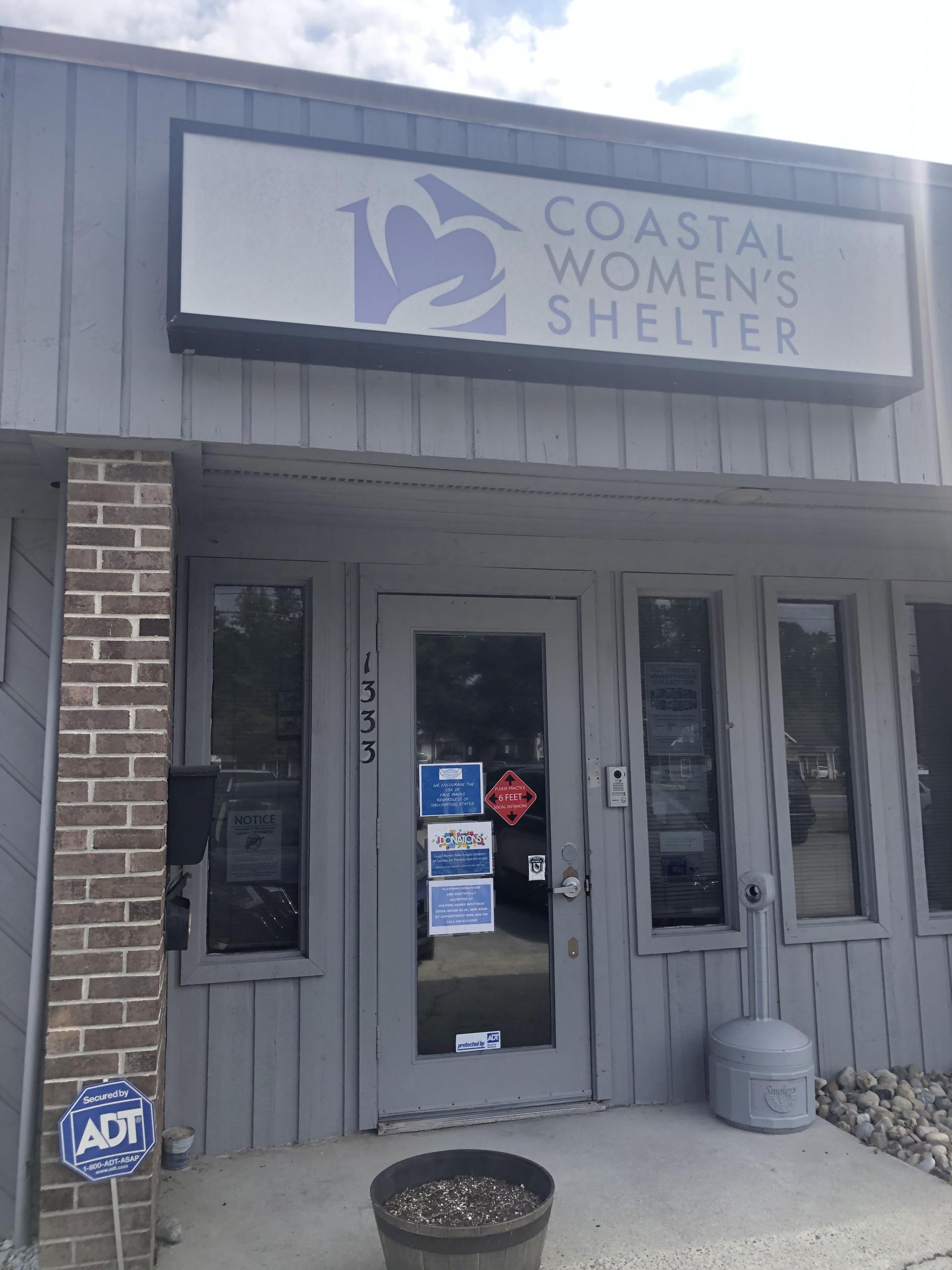 Kaoss At Coastal Women's Shelter In New Bern!