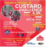 Freddy's Frozen Custard Challenge & 5K  in Jacksonville