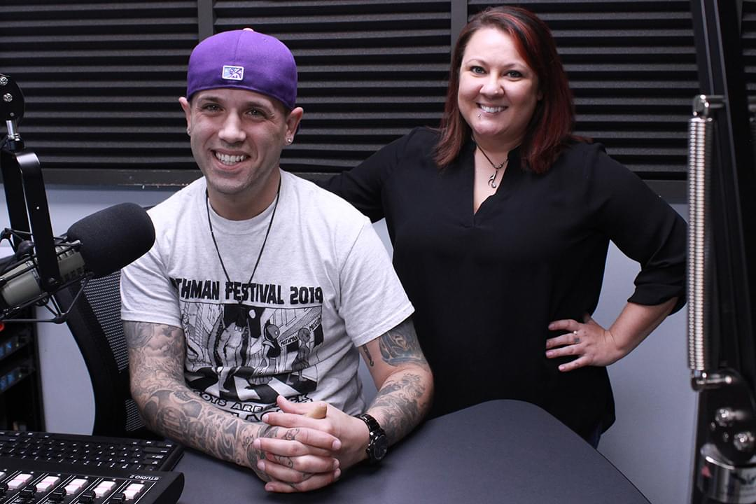 New Morning Show: Brooks & Amy!