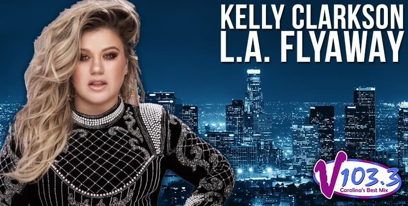 Kelly Clarkson LA Flyaway Rules 2018