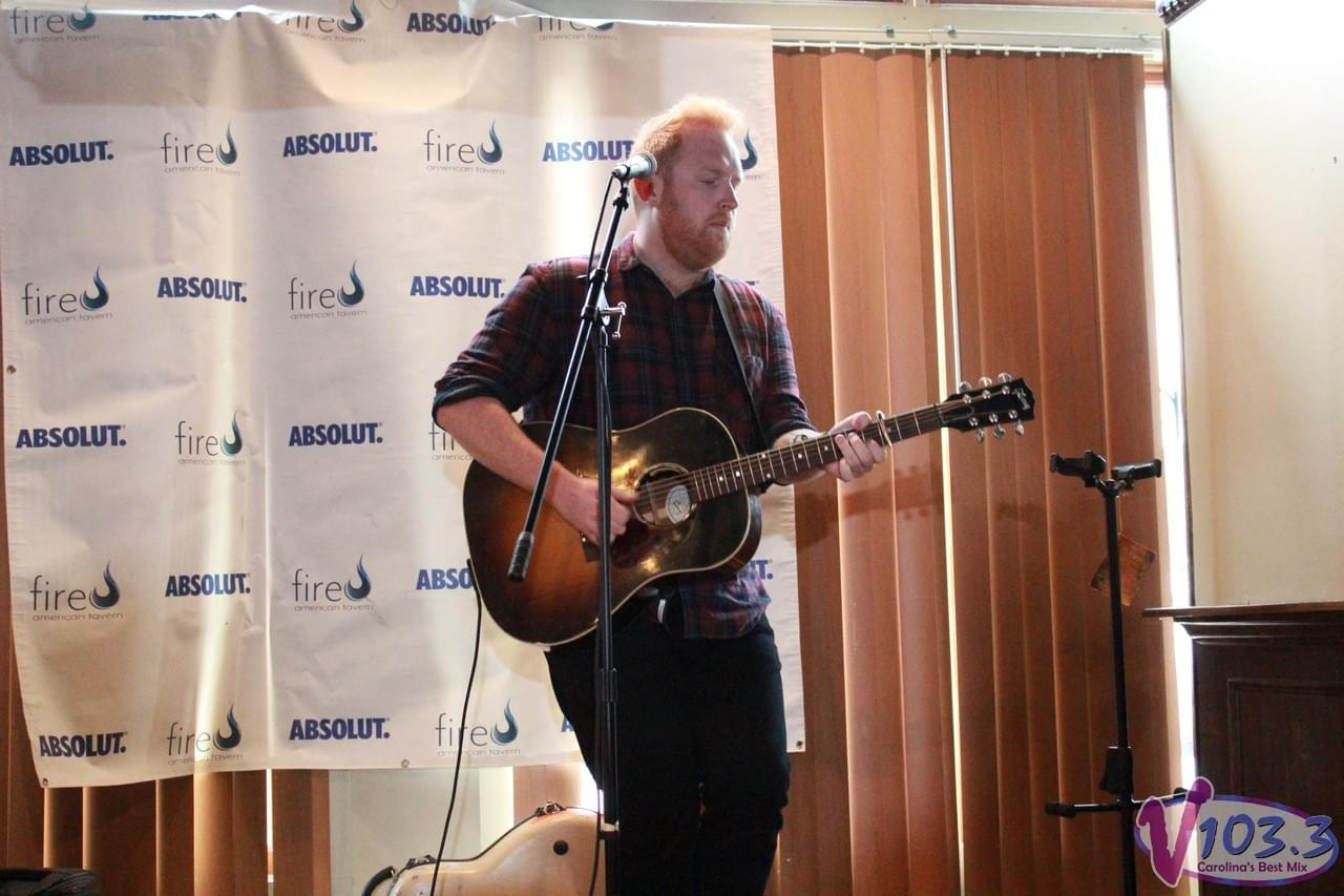 Gavin James Unplugged VIP Recap