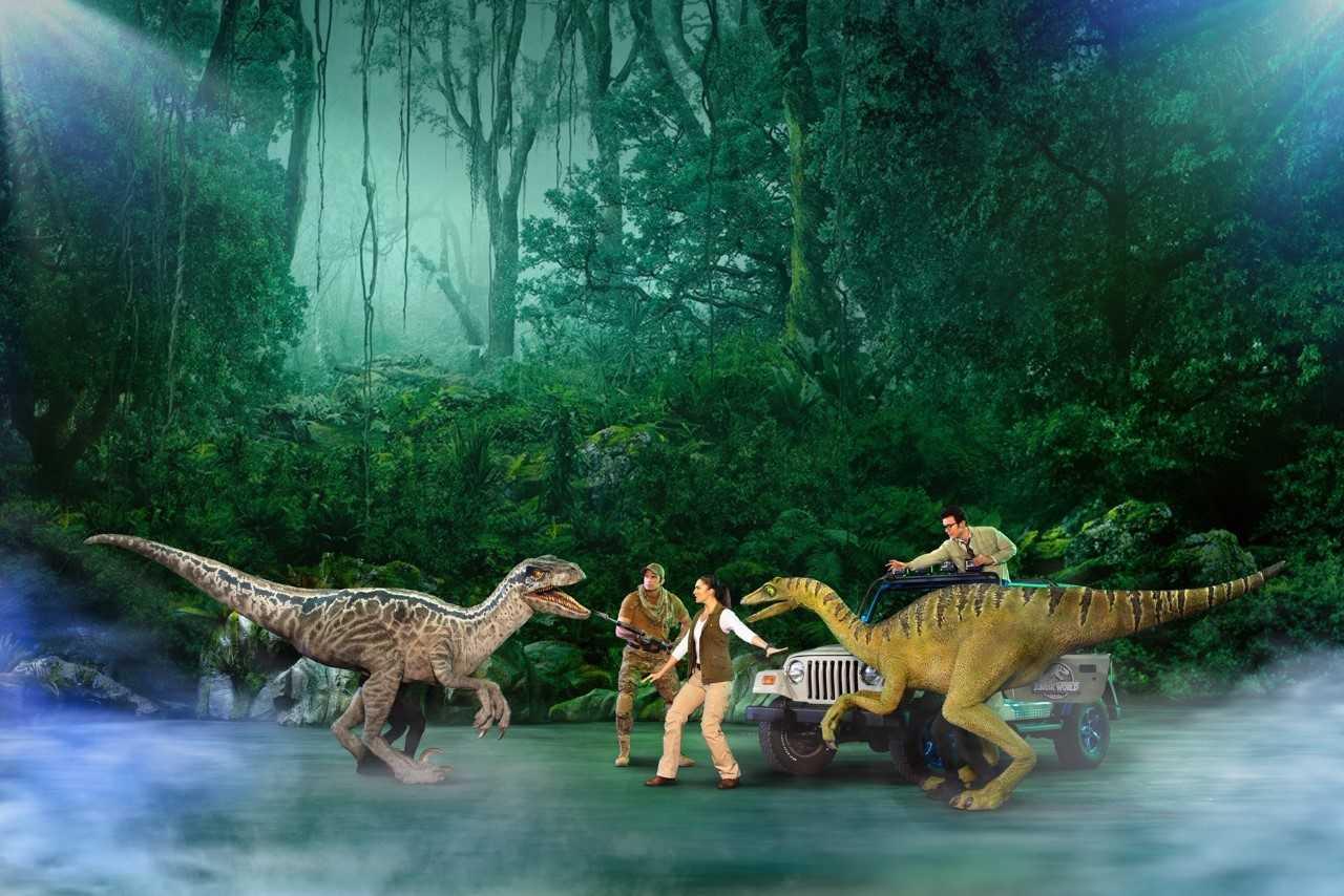 Jurassic World Live Tour!