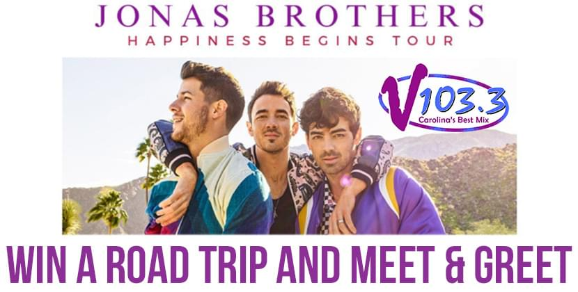 Win A Cool Road Trip To See Jonas Brothers!