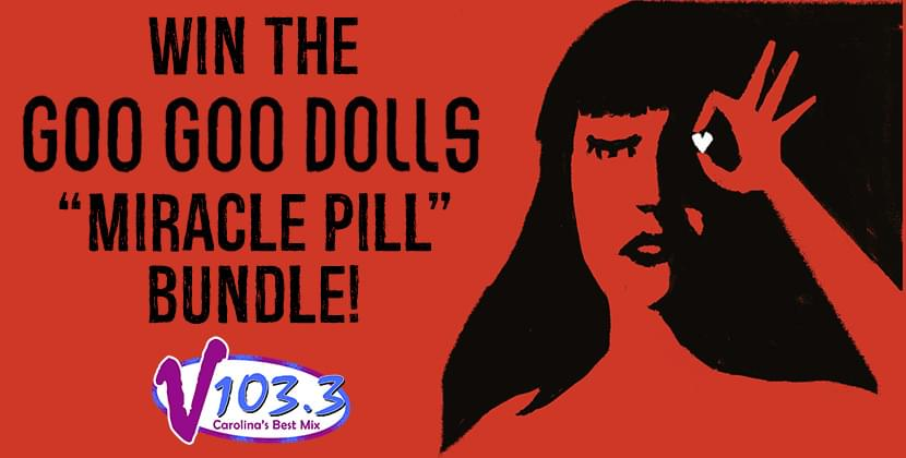"Win A Little ""Miracle Pill"" For The Holidays!"