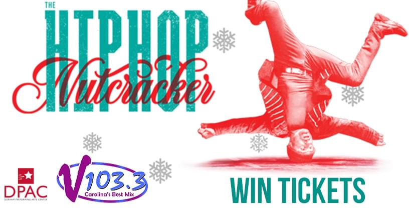 Win Tickets to the Hip Hop Nutcracker!