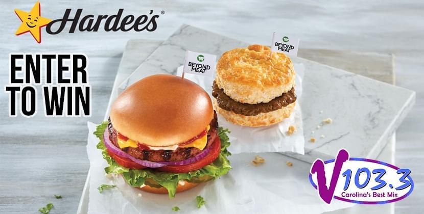 Win Free Hardee's!