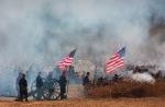 Civil War Reenactment: Battle of Bentonville