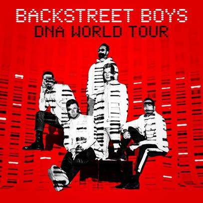 Backstreet Boys in Raleigh!
