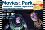 Movies In The Park – Jacksonville Commons Amphitheatre