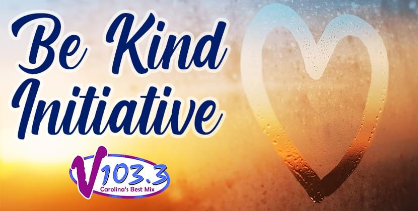 V103.3's Be Kind Initiative – Cowey Insurance