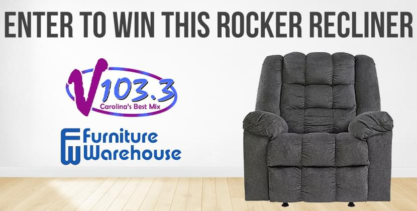 Win A Comfy Drakestone Rocker Recliner!