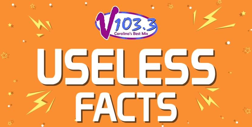 Useless Facts – 03/31/21