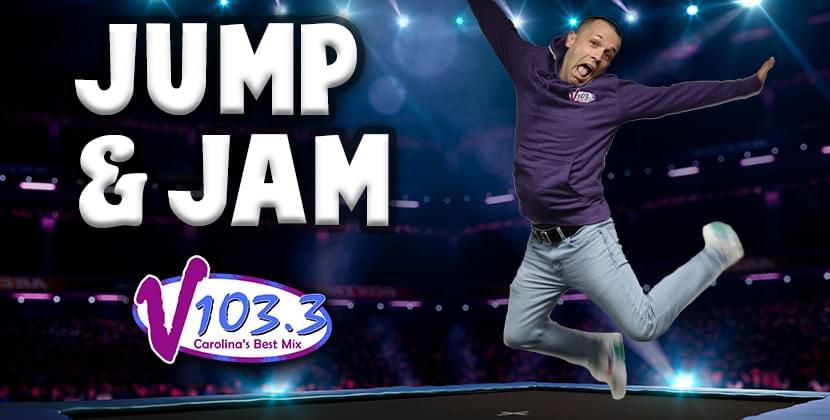Win V103.3's Jump & Jam For Fun Fall Days & Nights!