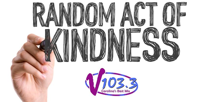 Share A Random Act Of Kindness!