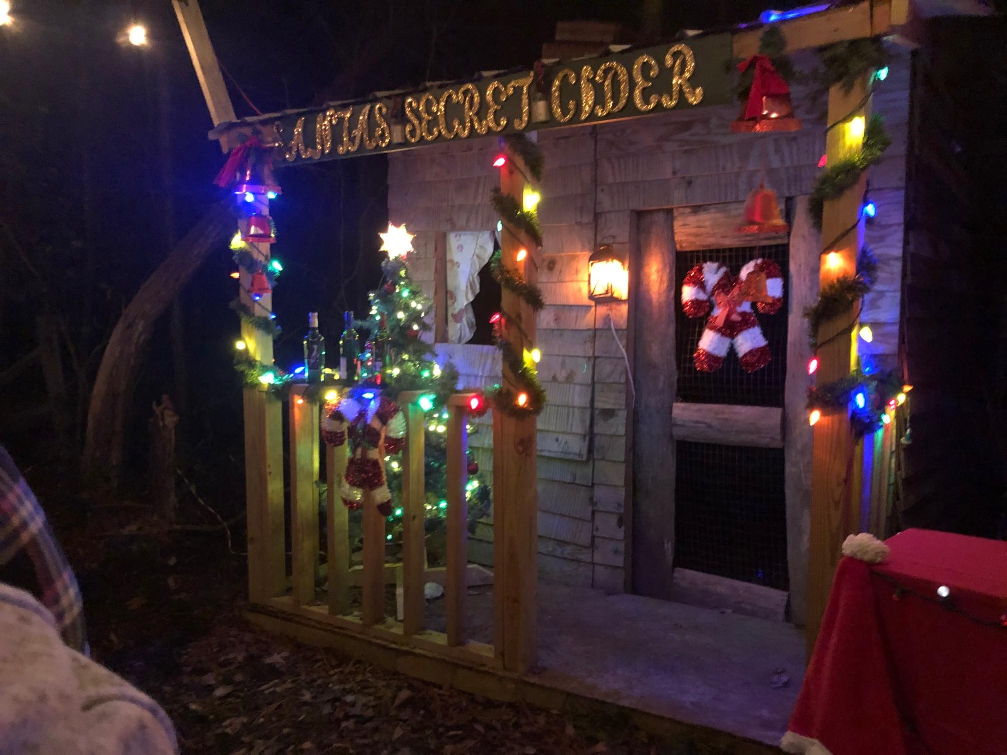 Fishstrong Foundation Country Christmas Hayride