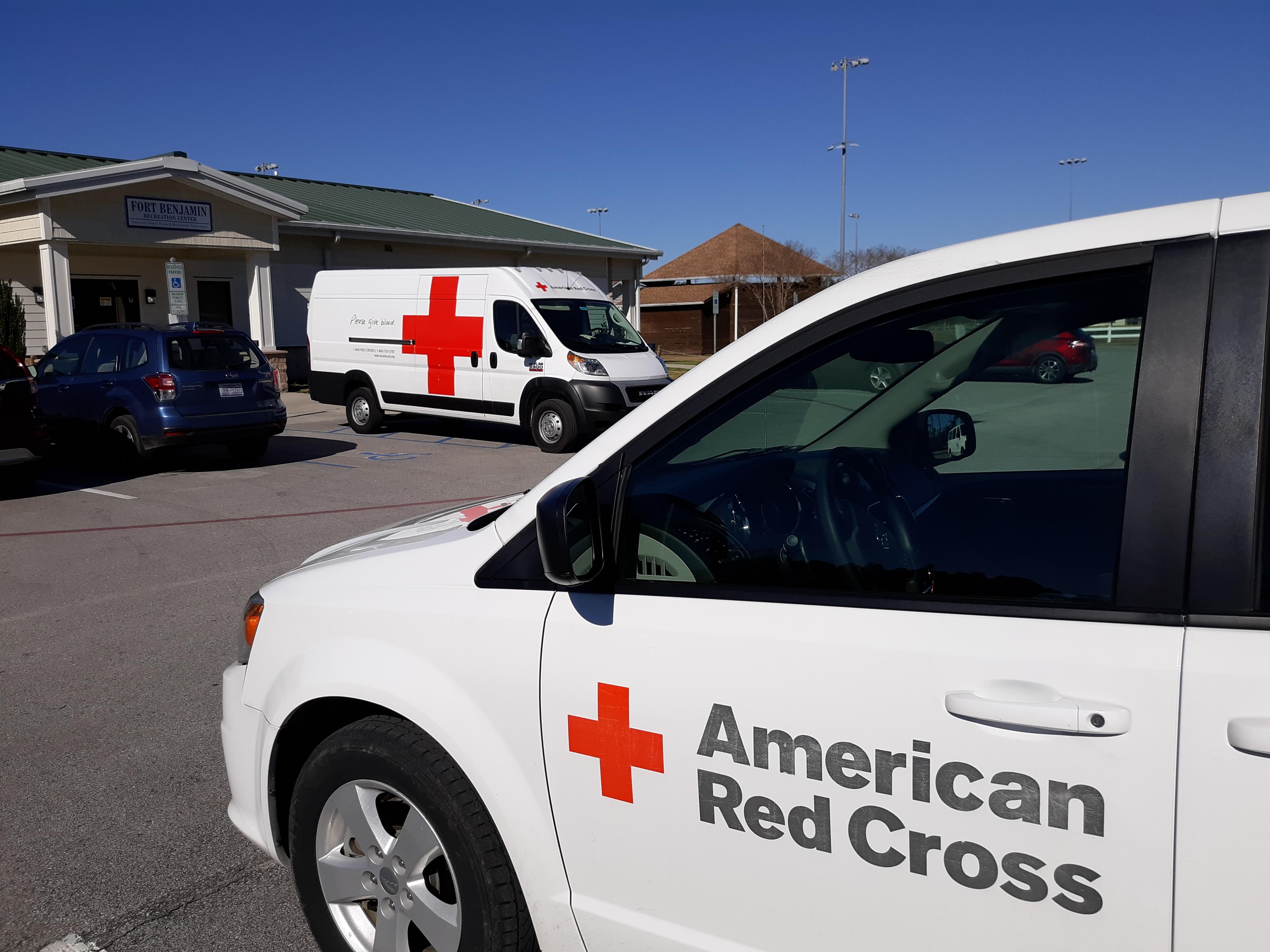 American Red Cross Blood Drive, Newport NC