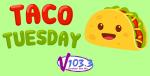 Celebrate Taco Tuesday!