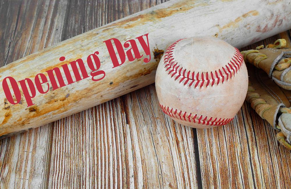 Opening Day Of Major League Baseball