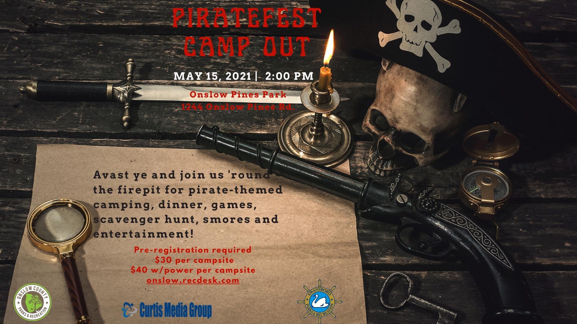 Piratefest Family Campout