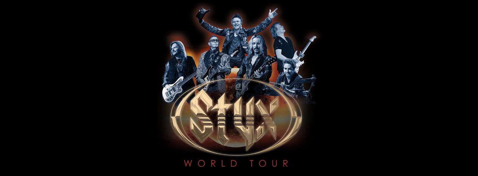 Styx World Tour @ DPAC