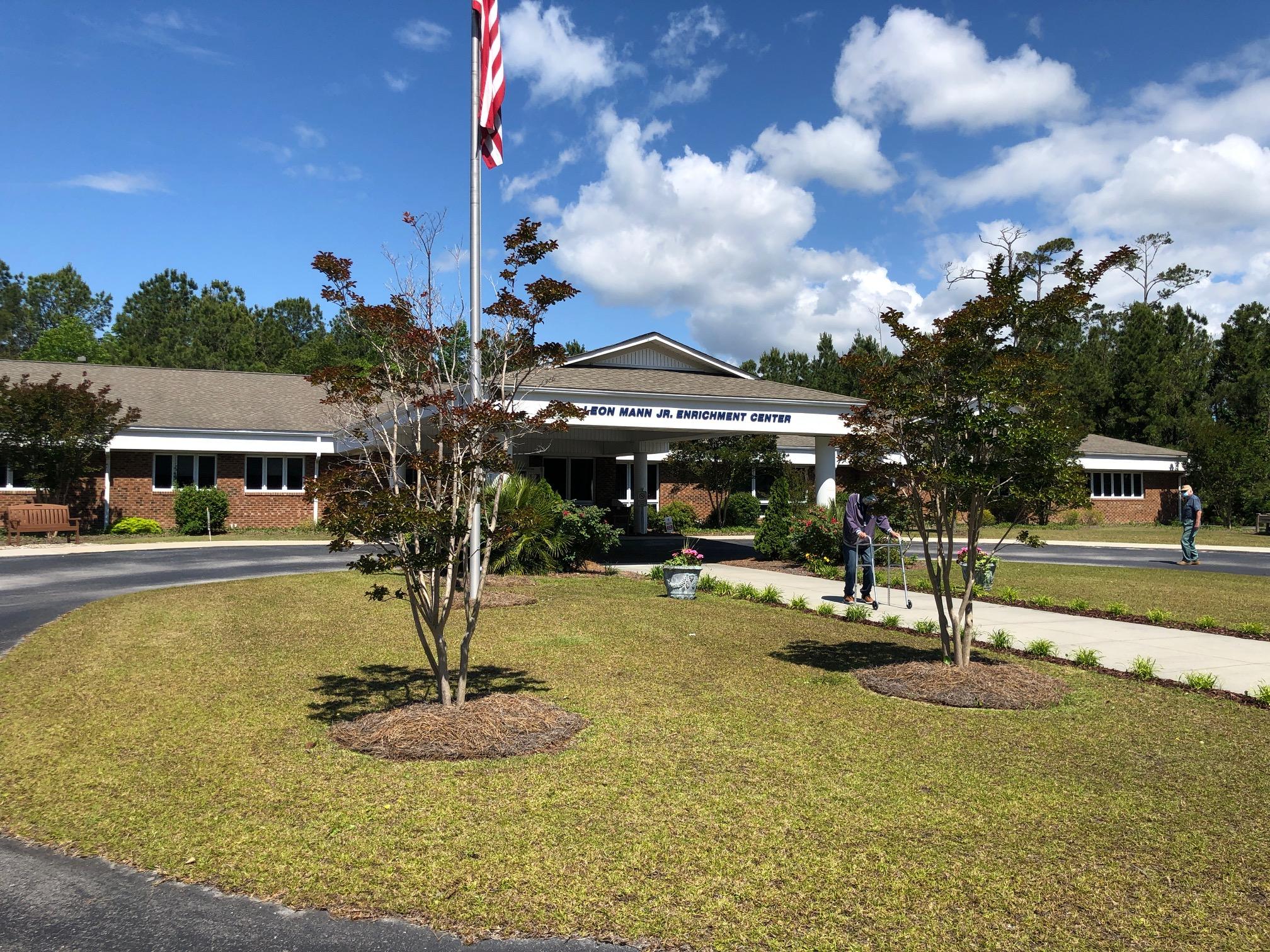 Leo Mann Jr. Enrichment Center