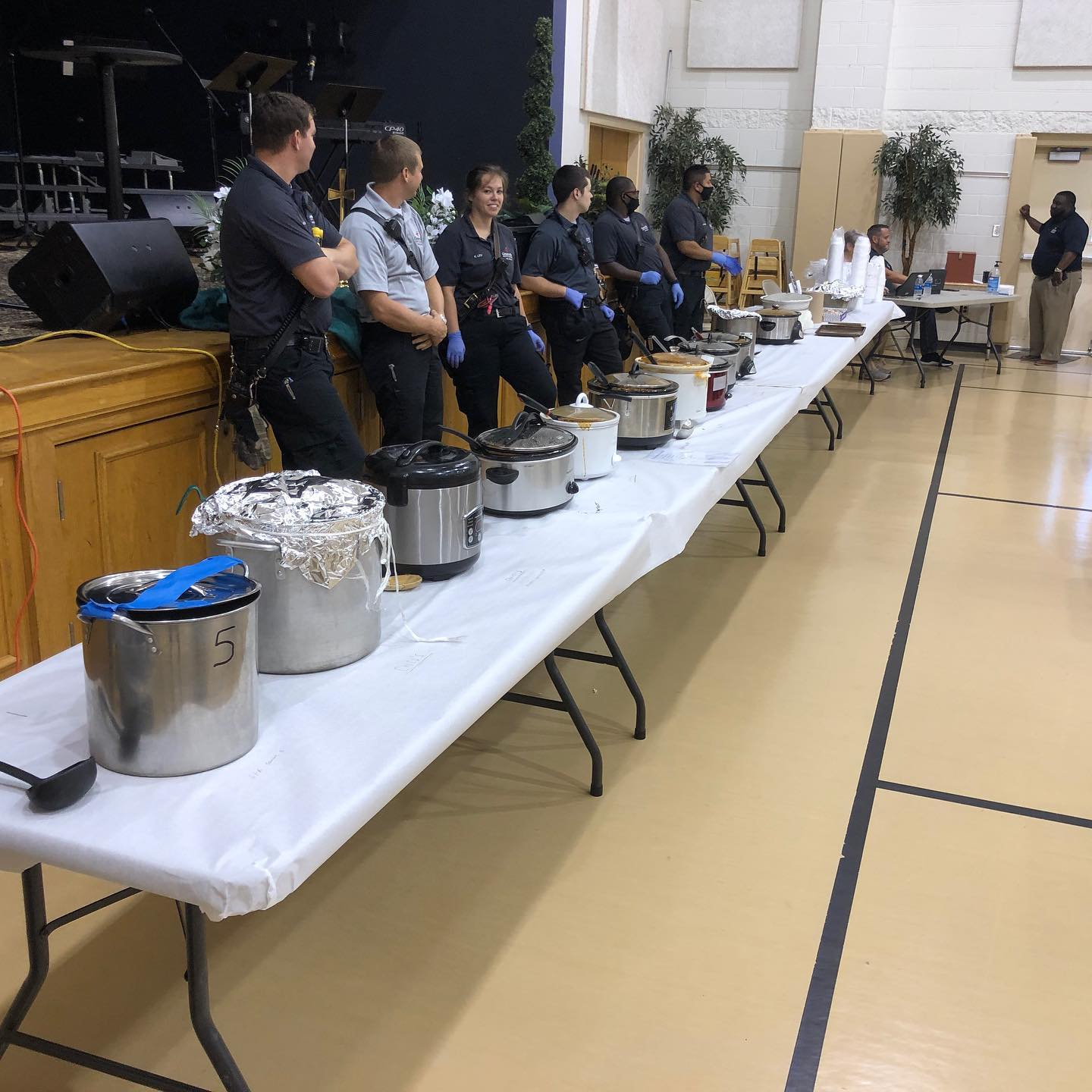 Chili Cook Off For United Way Of Pitt County