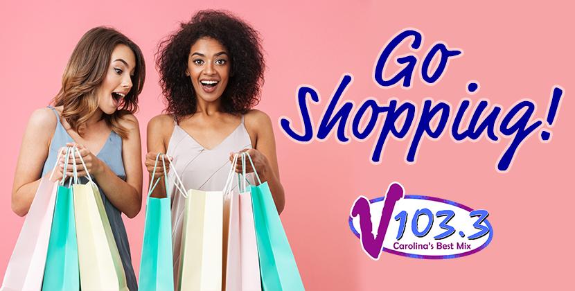 Go Shopping On Us!