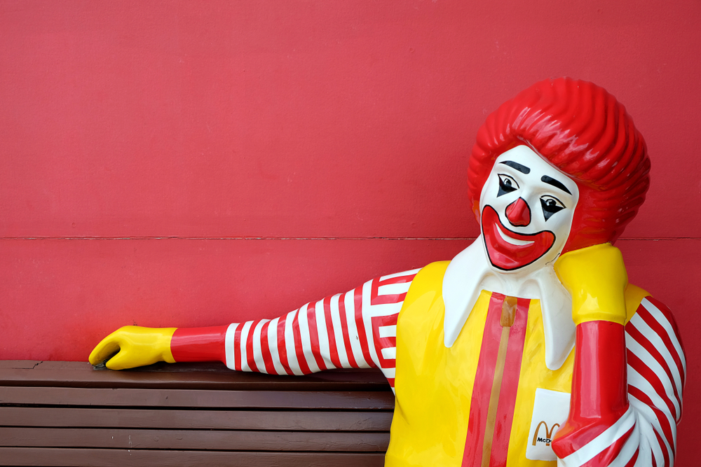 Did You Know McDonald's Has Birthday Cakes?
