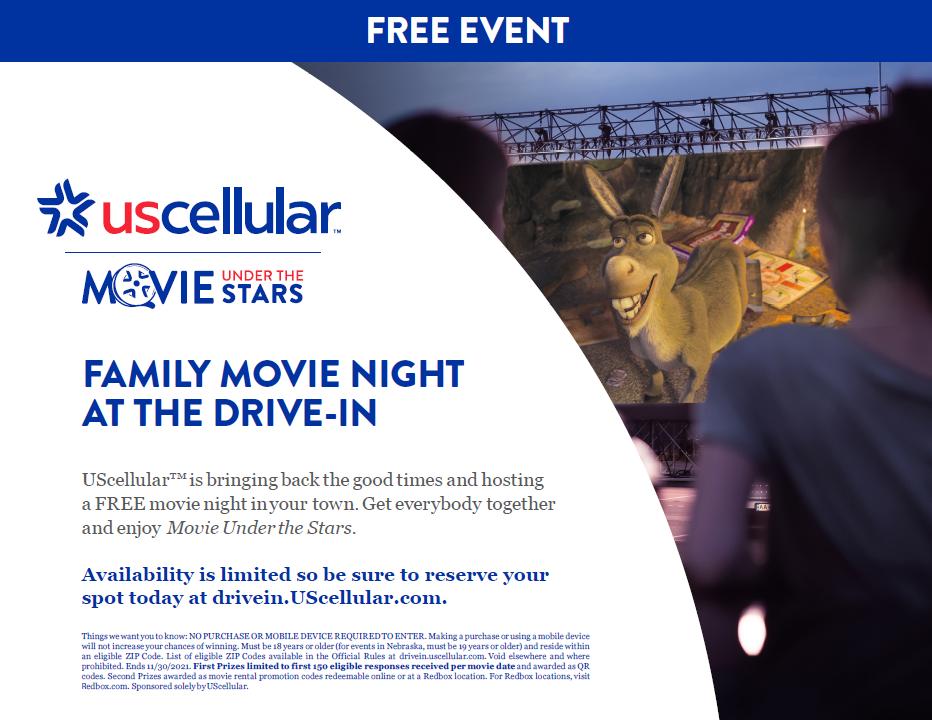 Movie Under The Stars @ Pitt County Fairgrounds