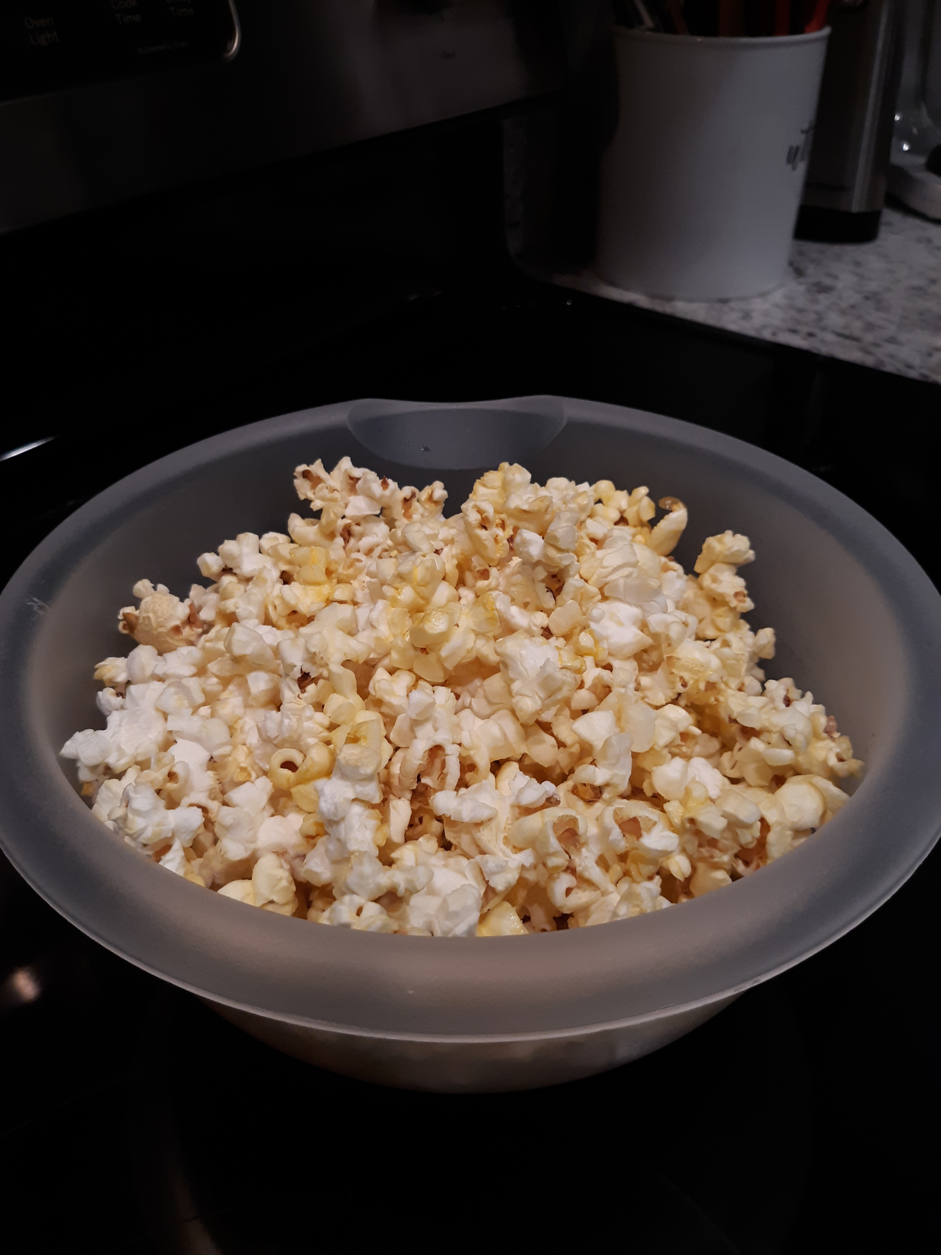 Ode To Popcorn