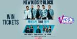 Win New Kids On The Block Tickets!