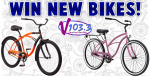 V103.3's Taking You For A Spin On New Bikes!
