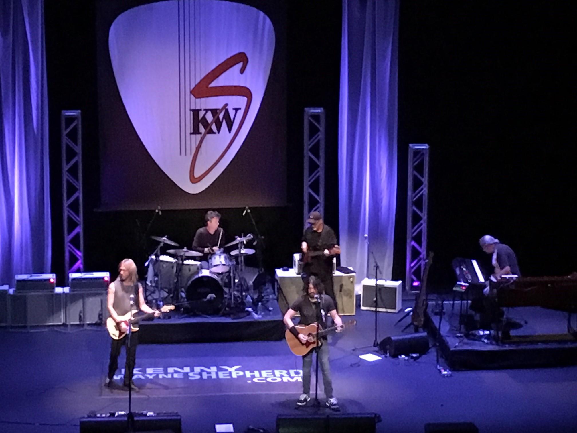Kenny Wayne Shepherd Rocks Carolina Theatre – 9-26-17