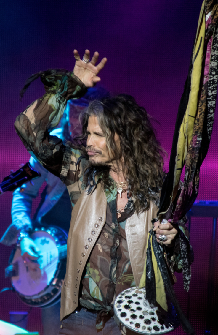 Steven Tyler Returns To The Stage