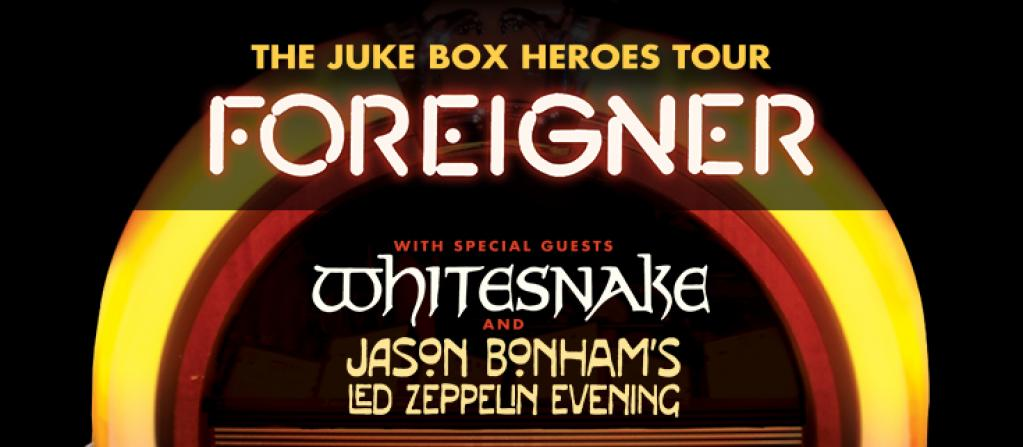 Foreigner's Mick Jones Calls in To Man Made Radio to Preview Their 2018 Juke Box Heroes Tour With Whitesnake and Jason Bonham