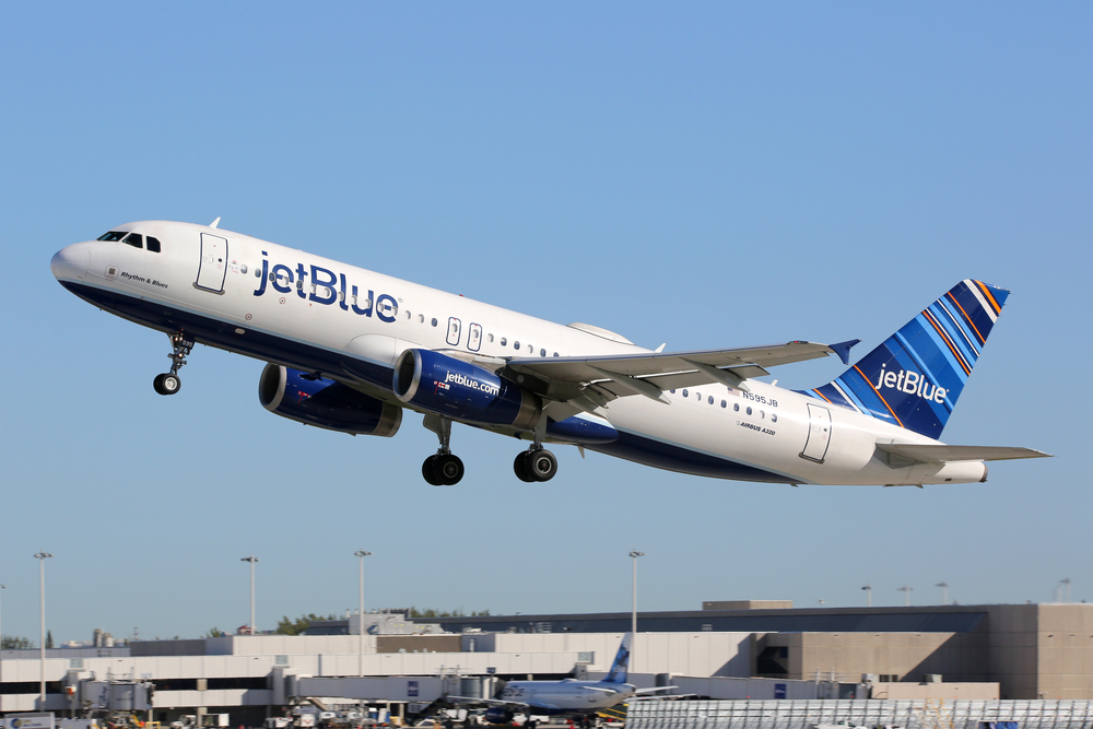 JetBlue Is Giving Three People Unlimited Free Flights Next Year