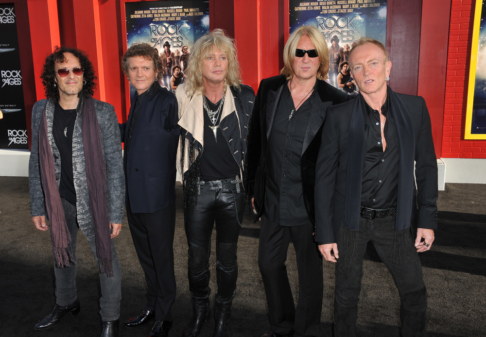Movie Bands + Def Leppard = Video Goodness