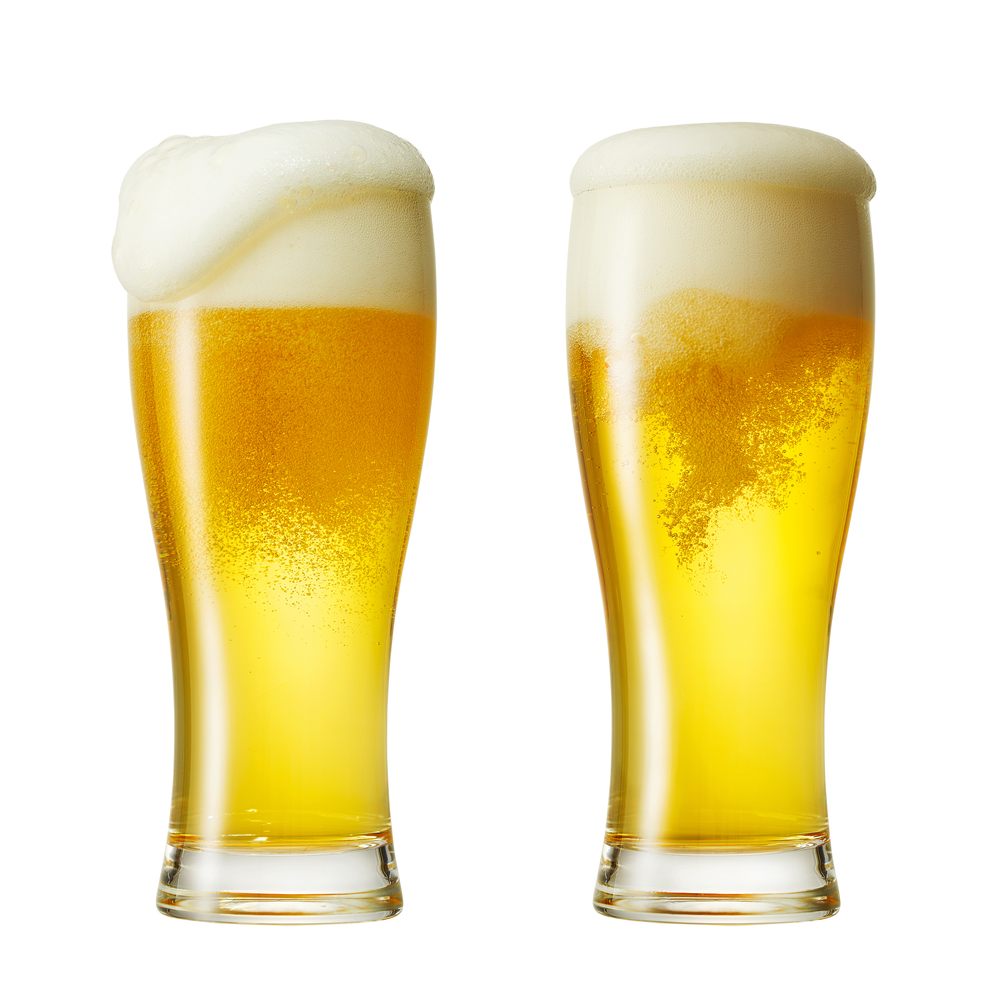 You're Probably Pouring Your Beer Wrong . . . Don't Aim for Zero Foam
