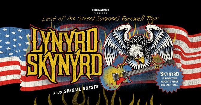 Lynyrd Skynyrd Announces Farewell Tour