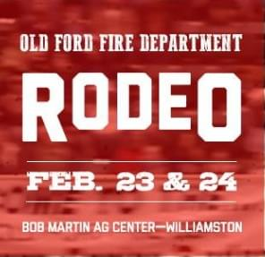 Old Ford VFD Rodeo's Frankie Buck Calls in With A Preview